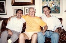 Damasceno, Glaucio e o saudoso Bob Nelson!