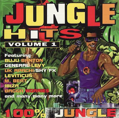 Lloydie Crucial - Junglemania Volume 1