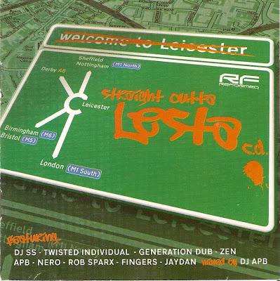 DJ A.P.B. - Straight Outta Lesta (2004)