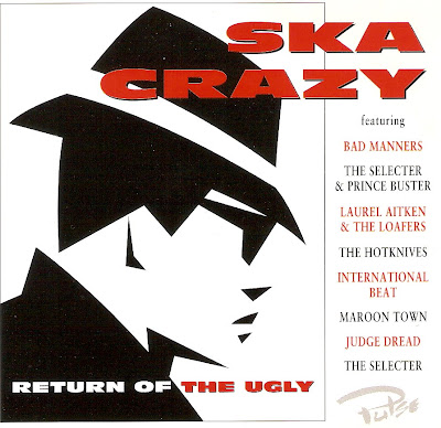 VA - Ska Crazy - Return Of THe Ugly (1996) (FLAC)