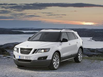 Saab 9-4X 2012 New SUV