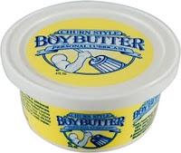 Feminists prefer Boy Butter?
