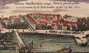 This week in History - First Jews arrive in New Amsterdam