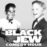 Listen to the latest politically and sexually charged episode of The Black The Jew and the Gay Comedy Hour