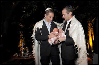 Amsterdam's Jewish community marks first gay marriage
