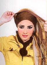 ربطات حجاب باشكال مختلفه 2013 - ربطات حجاب 2013 - احدث ربطات الحجاب 2013 kamar_04.jpg