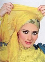 ربطات حجاب باشكال مختلفه 2013 - ربطات حجاب 2013 - احدث ربطات الحجاب 2013 kamar_024.jpg
