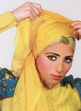 ربطات حجاب باشكال مختلفه 2013 - ربطات حجاب 2013 - احدث ربطات الحجاب 2013 kamar_025.jpg