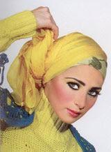 ربطات حجاب باشكال مختلفه 2013 - ربطات حجاب 2013 - احدث ربطات الحجاب 2013 kamar_021.jpg