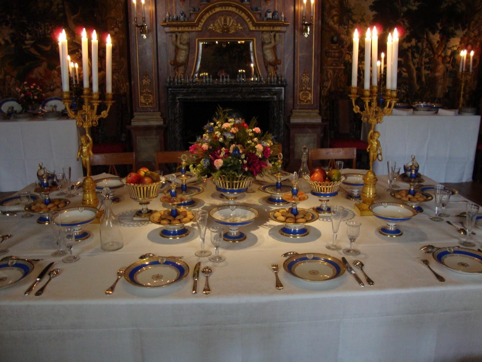 Heleen 39 s story - Feestelijke tafels ...