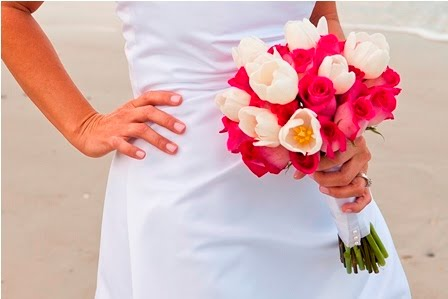 Florida Beach Wedding Flowers