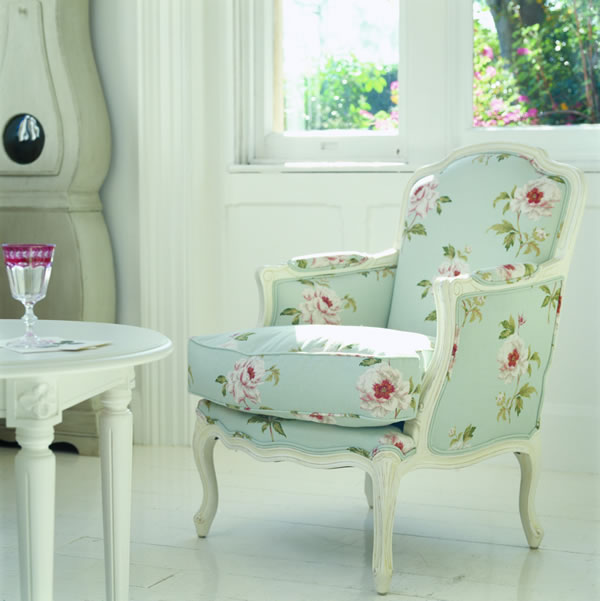 Shabby and charme poltrone e poltroncine for Poltrone shabby