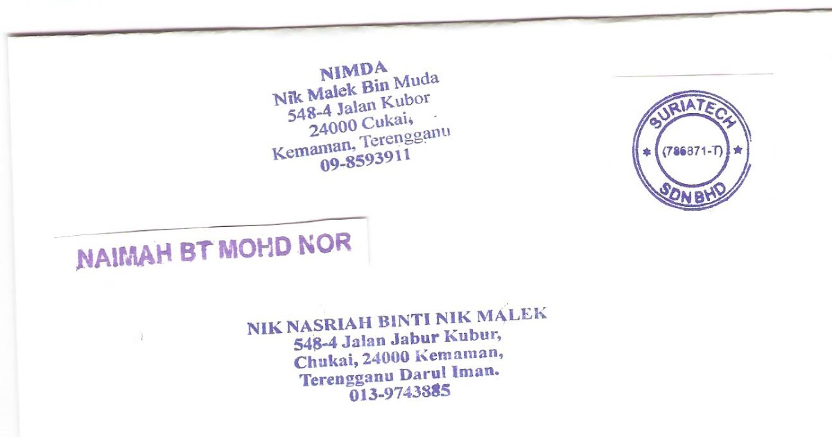 Nixx Enterprise...your one-stop RUBBER STAMP company: SERBA SEDIKIT MENGENAI rubber stamp nixx ...