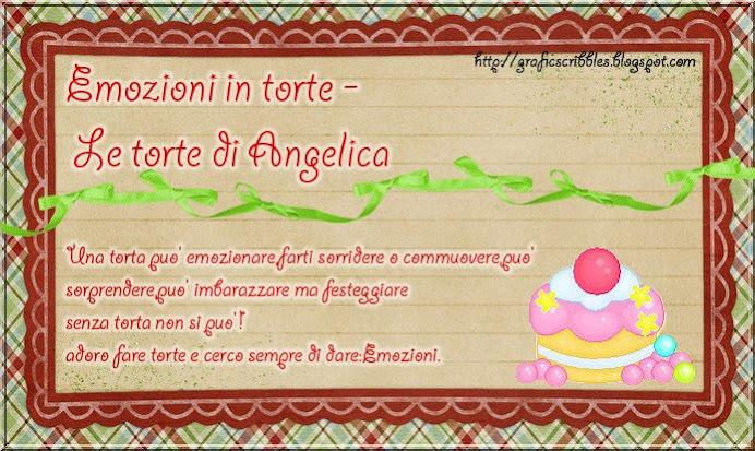 Emozioni in torte- Le torte di Angelica