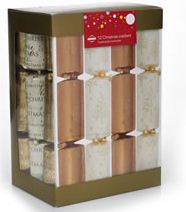 New mummys tips 5 of the best christmas crackers 8 and under wilko christmas crackers goldcream x12 498 solutioingenieria Gallery