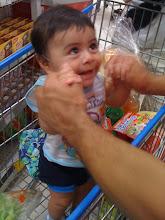 Nada mas puro que o sorriso de uma Criança.
