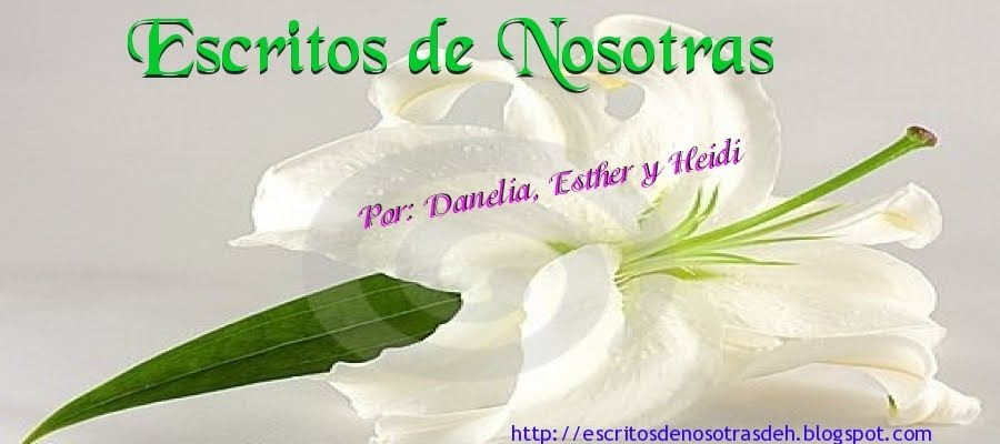 Escritos de Nosotras