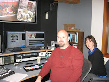 Editing Episode 3, February 2008