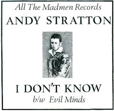 Andy Stratton I Dont Know Evil Minds