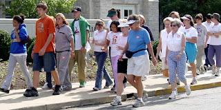 Walkers in 2004