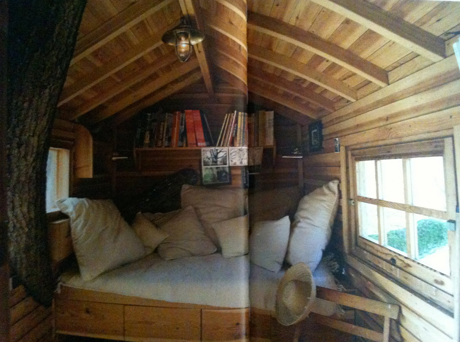 Treehouse Masters Interior treehouses : the wonderlust journal