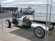 Past world 1/4 mile HA/GR speed record holder @ 109.16 mph