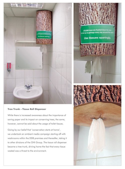 Tree Trunk | All Social Ads