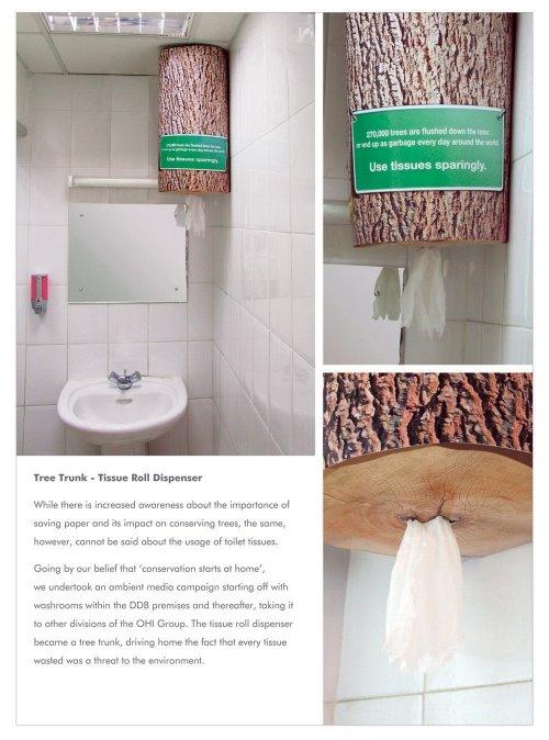 Tree Trunk | All Social Ads