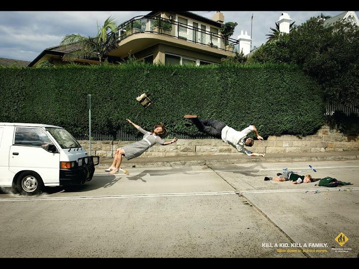 Pedestrian Council of Australia | All Social Ads