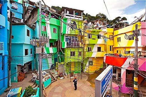Proyecto Urbano - Urban Project