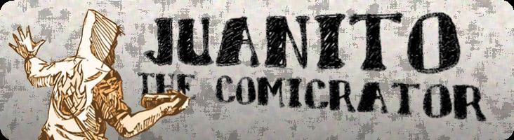 juanito the comicrator