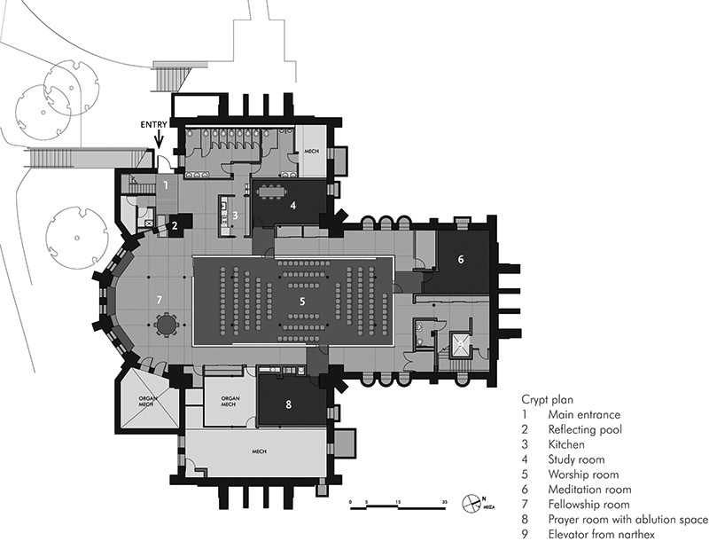 sacred space multifaith prayer rooms floor plans and rooms olin college