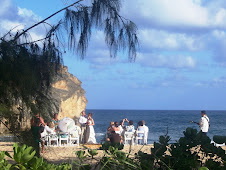 Wedding at Shipwreck Beach