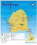 MAPA DE  PARAGUANA