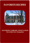 Haverhill Library Cookbook  $10.00