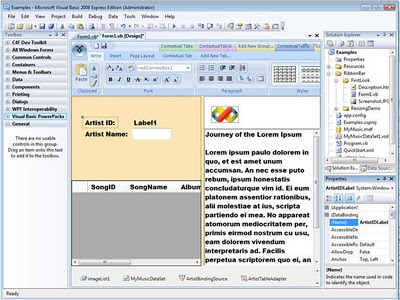 Download visual basic express 2008 free