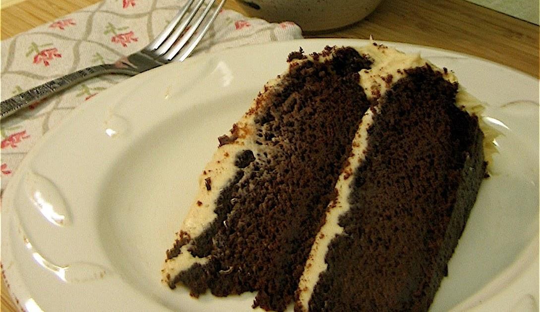 Chocolate Cake Failure