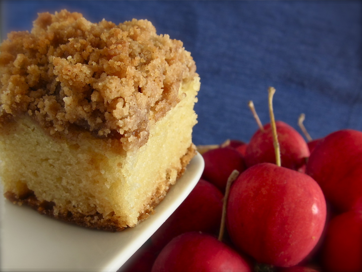 Arctic Garden Studio New York Style Crumb Cake From Baked