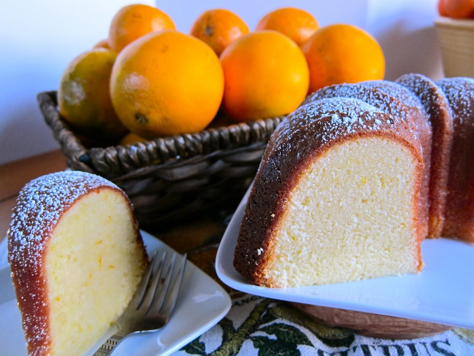 Arctic Garden Studio: Orange Olive Oil Cake