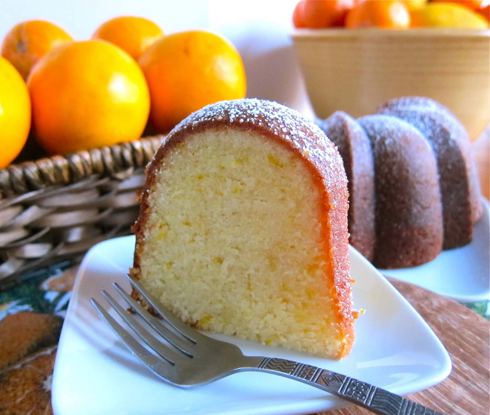 Arctic Garden Studio: Orange Olive Oil Cake