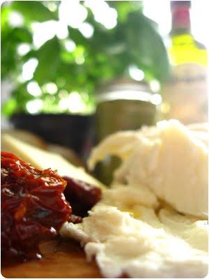 Grilled Cheese, Sandwich, Zutaten, Getrocknete Tomaten, Pesto, Selbermachen, Gericht, Rezept, Video