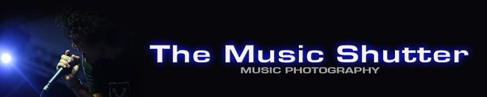 The Music Shutter