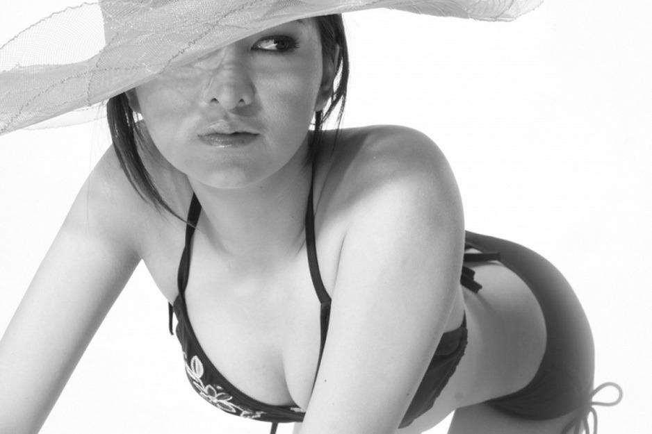 Chrysansia Chitra Cute Indonesian MODEL.