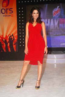 Sexy Bollywood Actress Mallika Sherawat Hot Stills in Red Dressid=