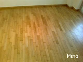 ξύλινα πατώματα