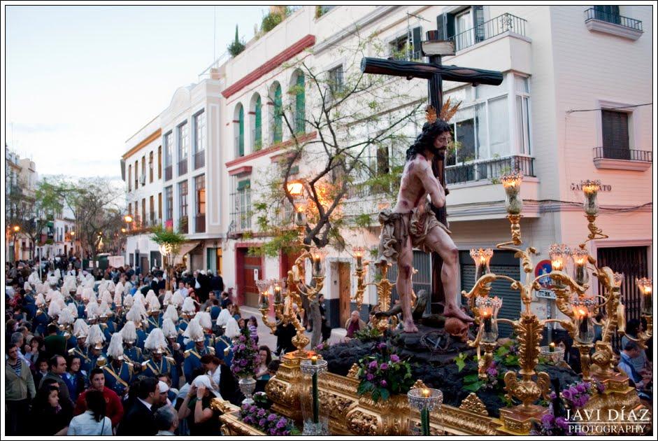 semana santa sevilla 2009-hermandad del sol. Tres son ya las Hermandades
