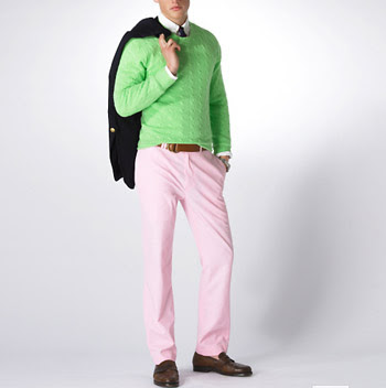 Itc Fashion Trend Analysis Salene Ralph Lauren Men 39 S Spring Collection 2008 Casual Preppy