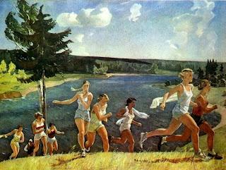 соц-арт, соцреализм, советское прошлое