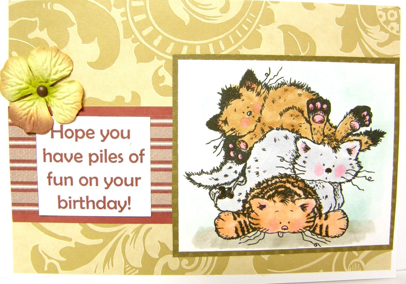 Free Facebook Birthday Cards for Friends