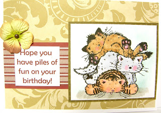 Free Ecards Birthday Card Cats